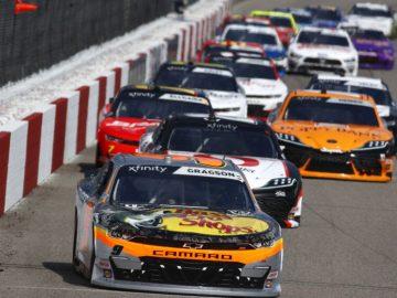 Noah Gragson, JR Motorsports, NASCAR (Photo by Jared C. Tilton/Getty Images)